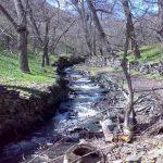طبیعت روستای زیبا و ییلاقی جاغرق در مشهد