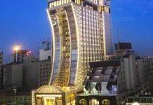 هتل های هفت ستاره مشهد