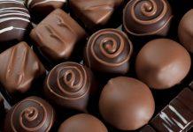 من عاشق شکلاتم