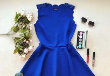 انواع مدل لباس مجلسی زنانه شیک