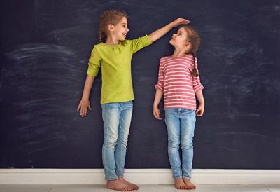راهکار هایی برای افزایش قد کودکان