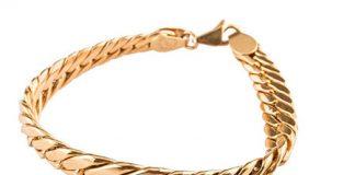 انواع مدل های دستبند طلا