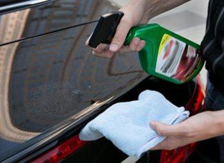 راهکارهایی برای پاک کردن چسب از روی خودرو