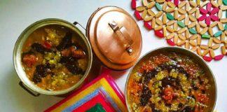 آشنایی با غذاهای سنتی تبریز