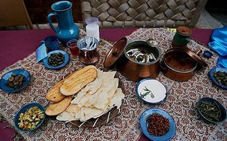 آشنایی با غذاهای مشهدی