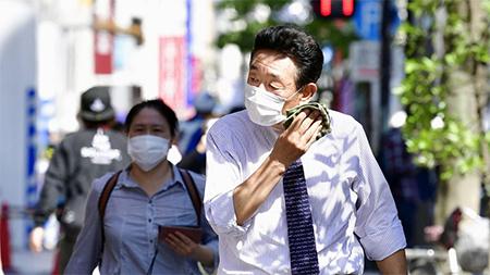 نکاتی برای استفاده از ماسک در گرمای تابستان