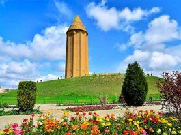 برج گنبد قابوس، بلندترین برج آجری ایران