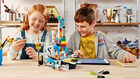 سن مناسب آموزش رباتیک به کودکان
