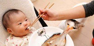 ماهی برای کودکان