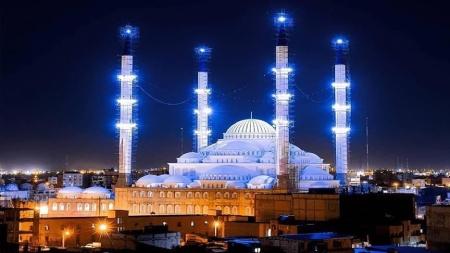 مسجد مکی کجاست؟