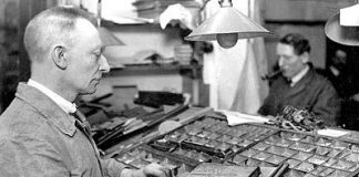 اولین چاپخانه در ایران