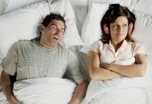 درمان خروپوف در خواب