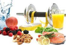 تغذیه قبل و پس از ورزش
