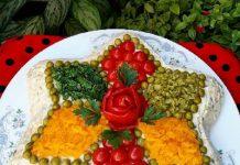طرز تهیه سالاد الویه مرغ