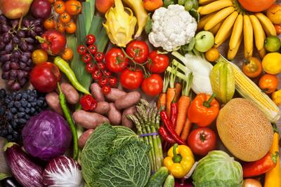 مواد غذایی مفید برای مقابله با سرطان