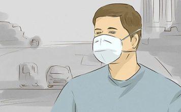 نحوه استفاده از ماسک برای جلوگیری از ویروس کرونا