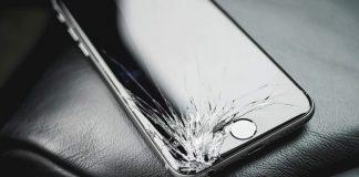 شکستگی موبایل