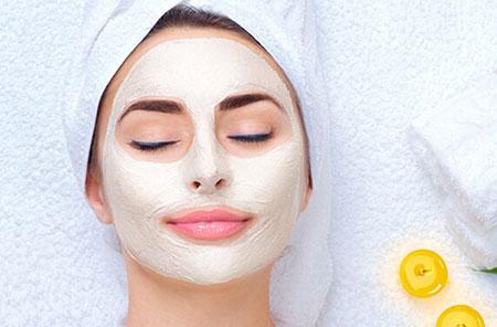 تهیه ماسک خانگی برای انواع پوست