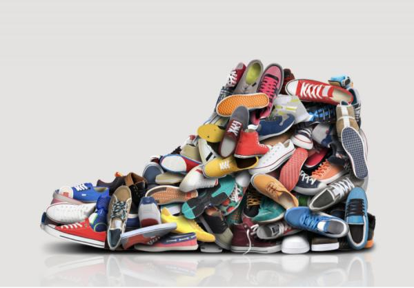 کفش های ترند سال 1400